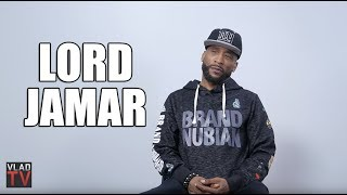 Lord Jamar on Why He'll Never Musically Respond to Eminem's 'Fall' Diss (Part 1)