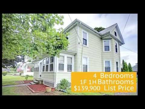 Download Home for Sale Holyoke, MA 01040 Erin Fontaine Brunelle REALTOR  21 Glen Street Mp4 HD Video and MP3