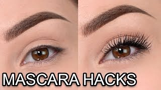 6 MASCARA HACKS YOU NEED TO KNOW!
