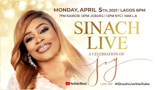 Sinach Live at Easter: A Celebration of Joy!