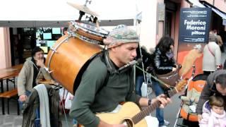 preview picture of video 'Santarcangelo di Romagna - Fiera di San Martino - Paolo Sgallini 2'