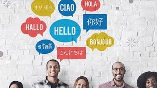 Chaque année, le 26 septembre... C'est la journée européenne des langues !
