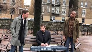 So Close - Enchanted/Jon McLaughlin - 7th Ave (Unplugged duet) ft. Jerome Bell (OneUpDuo)