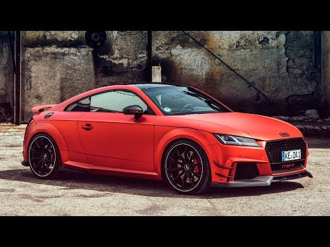 ABT Audi TT RS-R 500HP Mountain Pass Drive | ABT Sportsline