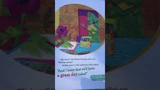 Gerri The Geranium - Girl Scout Daisy - Petal # 7