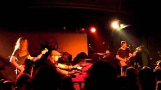 Beardfish - Until You Comply(1/2)(Live in Prague 26/10/2010)