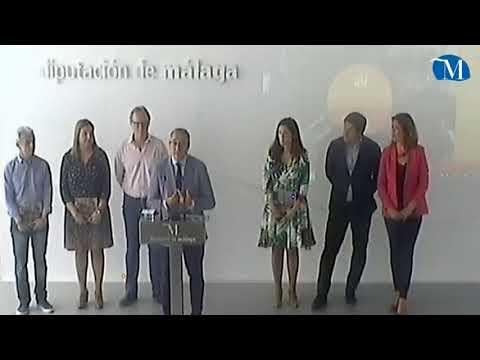 Presentación de la campaña de adhesiones para la declaración del Caminito del Rey como Patrimonio de la Humanidad