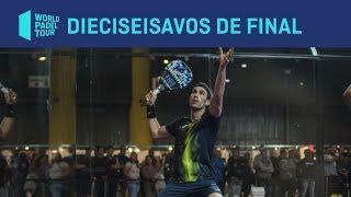 Resumen Dieciseisavos 4 Buenos Aires Padel Master 2019 | World Padel Tour