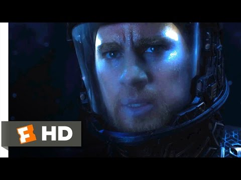 Jupiter Ascending (2015) - Caine in the Void Scene (5/10) | Movieclips