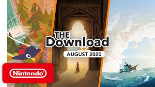 The Download - August 2020 - Spiritfarer, Raji: An Ancient Epic & more!
