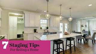 Wholesale Real Estate - 7 Staging Tips For Selling A Home |How To Get A House Ready To Sell Quickly