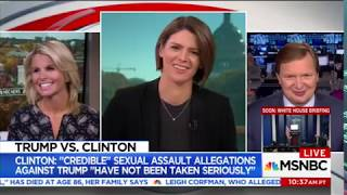 MSNBC's Kasie Hunt: Rand Paul Getting Assaulted 'One of My Favorite Stories'