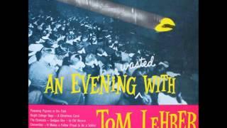 Tom Lehrer - She's My Girl Live 1959