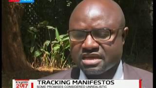 Kivumbi 2017: Tracking political party manifestos (Part 2)