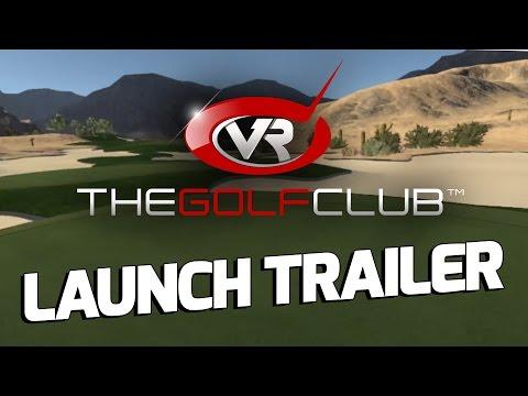 The Golf Club VR Launch Trailer thumbnail