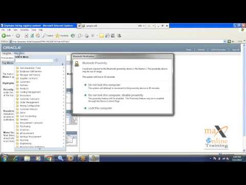 Peoplesoft HRMS Training Videos | Peoplesoft HRMS Functional ...