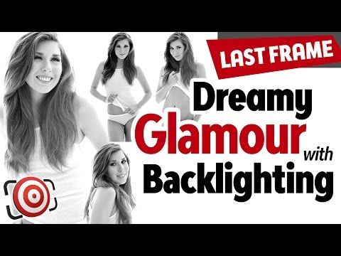 Studio Lighting Tutorial for AWESOME Glamour Lighting – Glamour Photography Tutorial