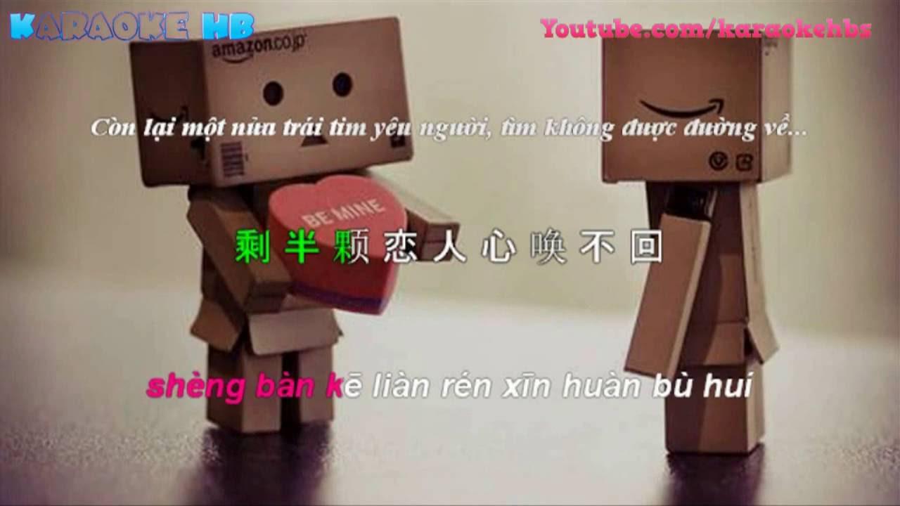 Luyến Nhân Tâm - Tiểu Hà Mễ | 恋人心 - 小虾米 ( pinyin vietsub )