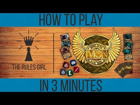 How to Play Ivion in 3 Minutes - The Rules Girl