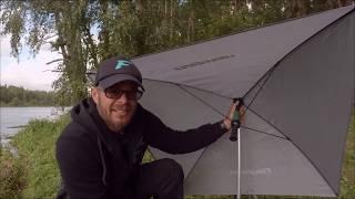 Зонт для рыбалки с занавесом в спб