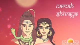 Namah Shivaya Namah Om | Popular Shiva Bhajan | Dr. Manikantan | Art Of Living Bhakti Songs