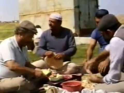 Çorum Bayat Yukarıemirhalil köyü yıl 1987 video çekimi