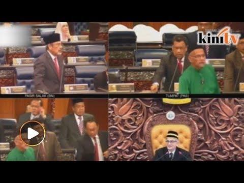 Kecoh! Ahli Parlimen PAS bangun bantah kenyataan Akmal