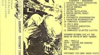 Exhumed - Festering Sphinctral Malignancy