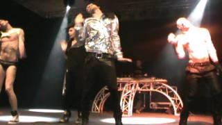 KAZAKY, KAZAKY - I'm just a dancer - Padova Pride Village 12.08.11