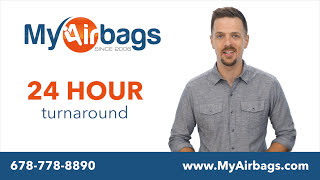 Toyota SRS Airbag Light On After Accident? Clear all codes and seat belt repair - MYAIRBAGS