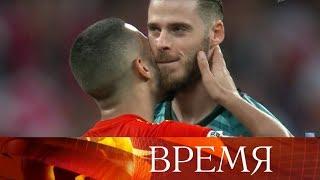 Глухая оборона и воля к победе принесли российской сборной успех.