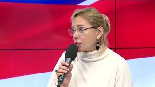 Всероссийская встреча руководителя Рособрнадзора с родителями
