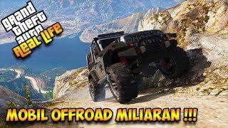 SULTAN BELI MOBIL MILIARAN BUAT OFFROAD !!! || GTA 5 MOD DUNIA NYATA (GTA 5 REAL LIFE)