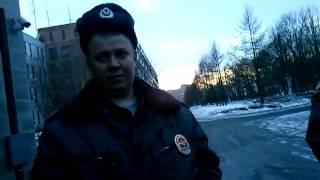 Вечерний беспредел ППС Кириши