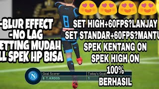 new config pes 2019 mobile high - Kênh video giải trí dành
