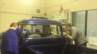 #шоубоссапроведраистиль сезон 2. СКОЛЬКО СТОИТ стекло на CHEVY. 78 Dodge Tradesman.