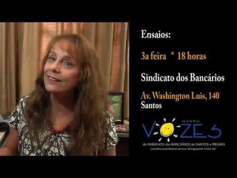 Convite para participar do Grupo Vozes