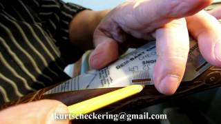 Gunstock Checkering A To Z   Border Lines And Master Lines