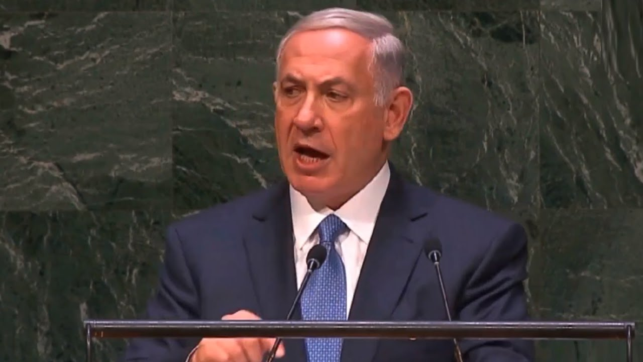 Netanyahu Equates ISIS To Hamas & Then Brings Up Nazis thumbnail