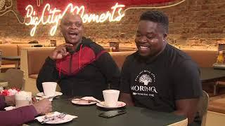 Wimpy Coffee Moments with Mashabela Galane