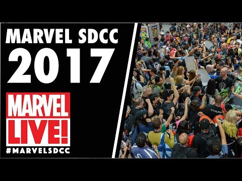 Ambush On Marvel Live! At San Diego Comic-con 2017