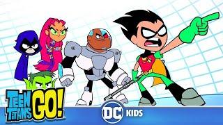 Teen Titans Go! Россия | Невероятные Суперспособности Титанов! | DC Kids