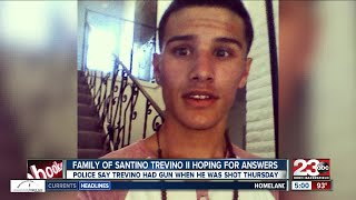 Family searching for answers after son shot by police in Hollywood Thursday