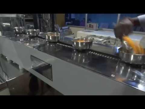 Kootu Poriyal Food Packaging Machines