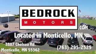 Bedrock Motors Monticello, Minneapolis, St Cloud, Annandale, MN Used Cars For Sale