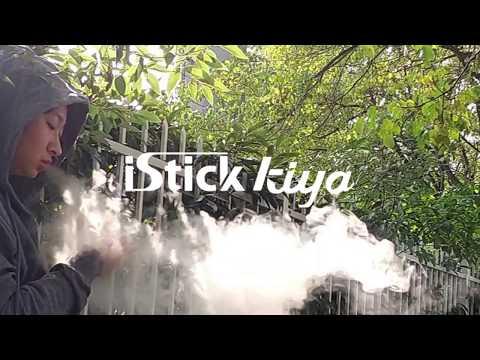 Eleaf iStick Kiya (50W, 1600 mAh) в комплекте с GS Juni - видео 1