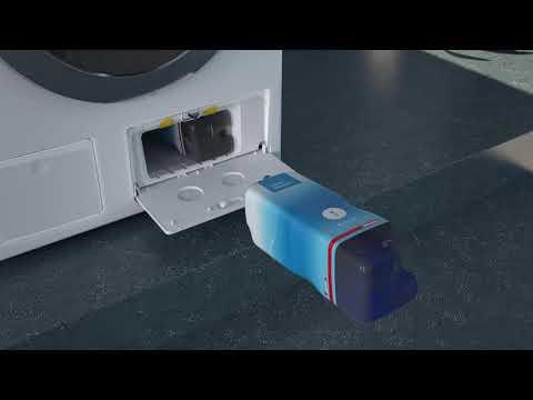 Miele Freestanding Washing Machine WCR860WPS - White Video 1