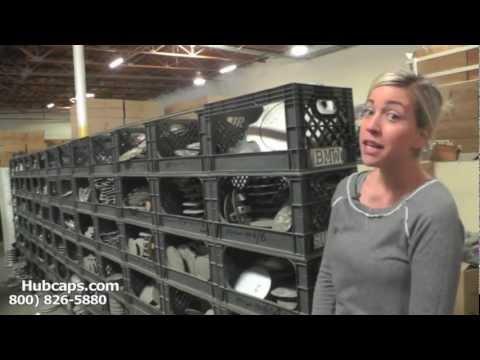 Automotive Videos: Audi 90 Hub Caps, Center Caps & Wheel Covers