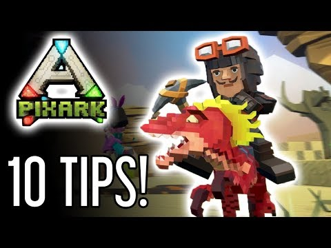 10 Tips and Tricks for Pixark