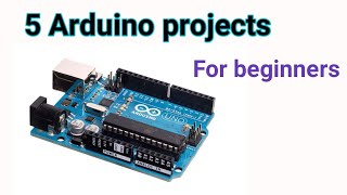5 Cool Arduino Project With Code